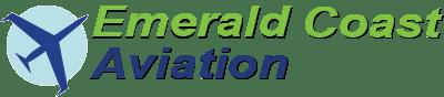 Emerald Coast Aviation logo