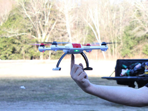 Hi-Tech Demonstration sparks love of STEM