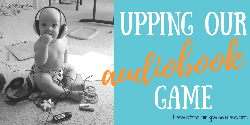 Do you like to listen to audiobooks? Check out these tips and suggestions for how to add a little pizazz to your audiobook experience!