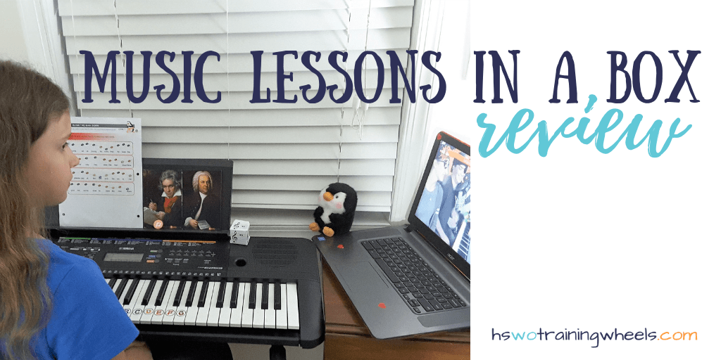 Looking for an affordable, flexible solution for piano lessons? We loved Music Lessons in a Box from Learn Piano Live! Check out the details!