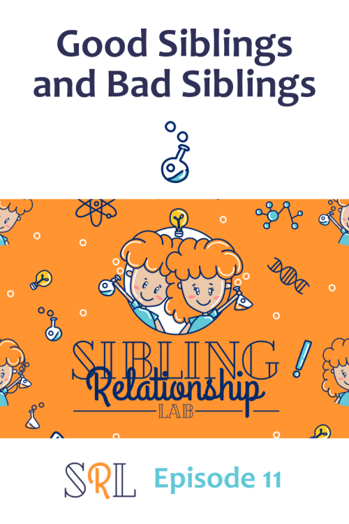 """Do you have one child who seems to be the center of all the conflict, or is more difficult to parent than the other children? Is she the """"bad sibling""""?"""
