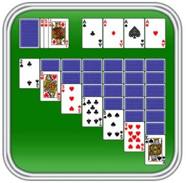 games for the kindle fire solitaire