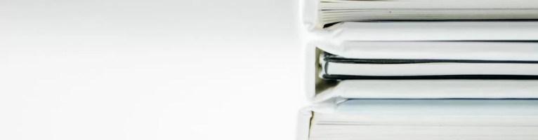kurasso記事更新 「山積みの書類をなくす!ファイルを使った書類整理術」