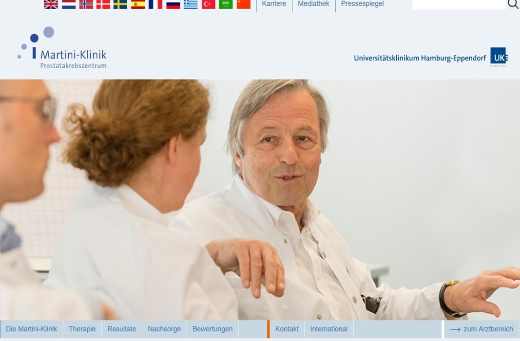Evaluation des soins par les patients : l'extraordinaire base de données de la Martiniklinik