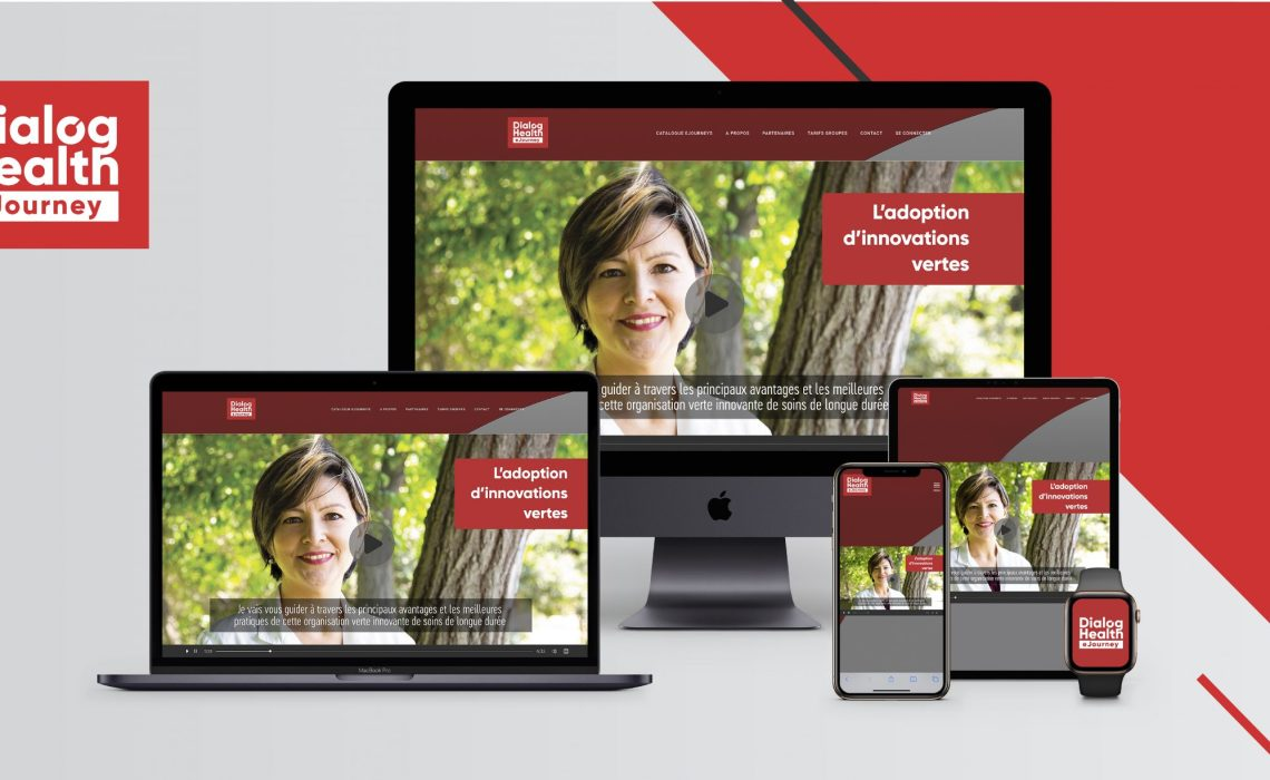 eJourney: des visites d'étude virtuels dans le secteur de la santé et du médico-social