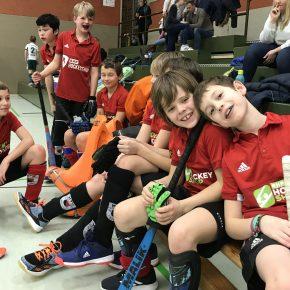 C1-Knaben erreichen Ruhrbezirksendrunde als Gruppensieger