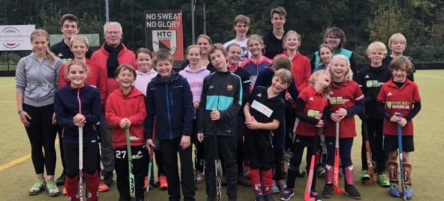 Erfolgreiches Hockeycamp am Eisenhammer