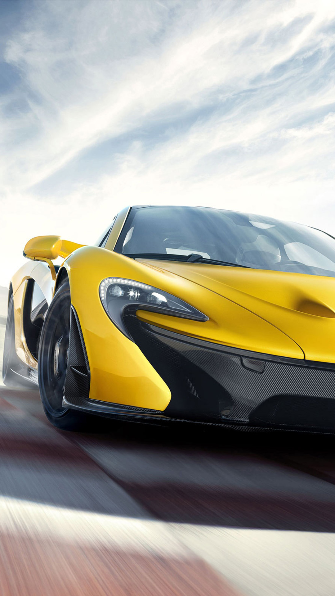 McLaren P1 2014 Best Htc One Wallpapers Free And Easy