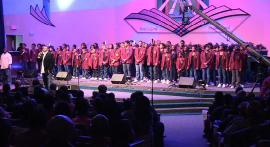 HTC Soul Children Concert