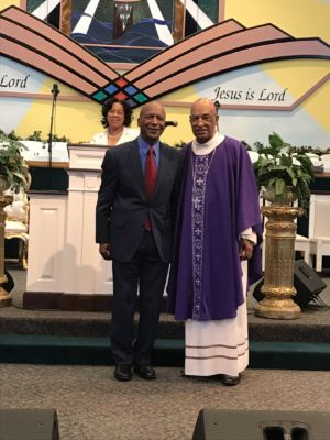 Pastor And Jesse White