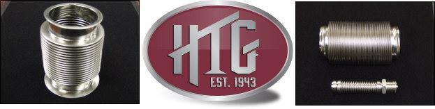 HTG Bellows Assemblies - Brazed Bellows Assemblies by HI TecMetal Group Ohio