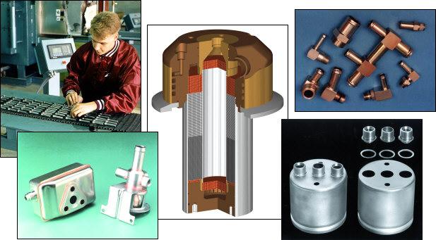 HTG Metals Cleveland Ohio Brazing Engineering Services