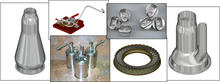 HTG Metals  of OHIO Manufacturing Parts to Print Metal Parts and Product Services
