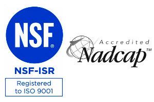 HiTech Aero of HTG - Accredited Nadcap & ISO 9001 Metal Treatment Services