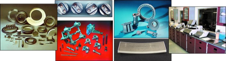 HI TecMetal Group Ohio -  Aerospace Parts Manufacturing and Assembly Services