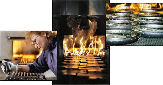 HTG Ohio Brazing Services, Heat Treating and Metal Services OHIO