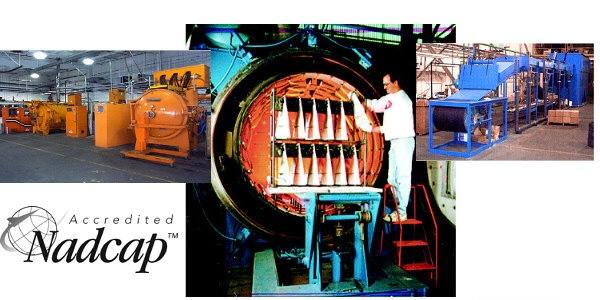 HTG Metals Ohio - HiTech Aero Metal Treating Services & Heat Treating Services