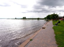 Alberta Beach, public beach area, on the afternoon of Sunday June 2, 2013.