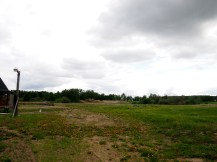 Flattened fields.