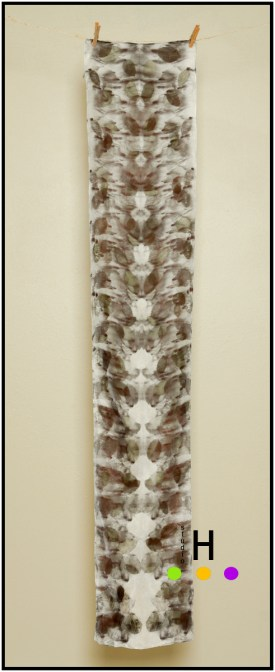 rose leaf silk scarf 1 blog
