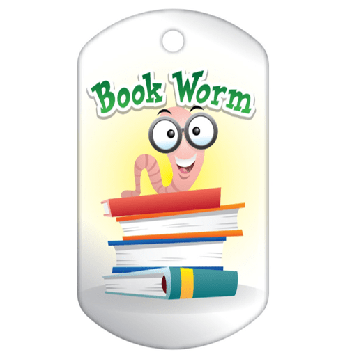 Teen Summer Reading Brag Tag -