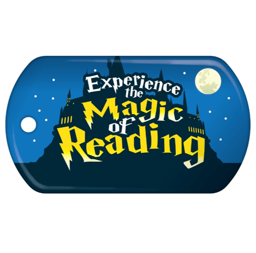 Teen Summer Reading Brag Tag - Week 5