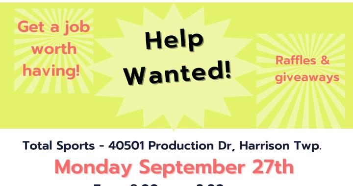 Harrson Township Job Fair