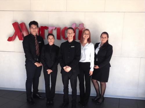 Students in Marriott Zurich2