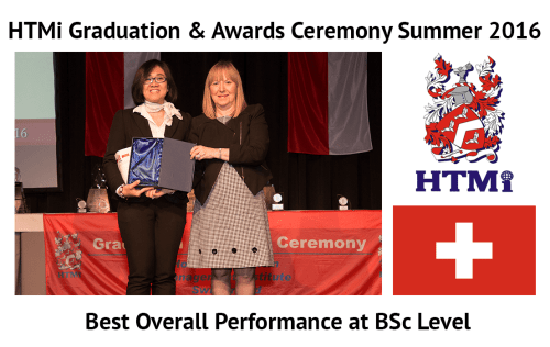 Best Overall Performance at BSc Level