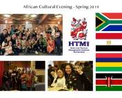 African Cultural Evening Spring 2019