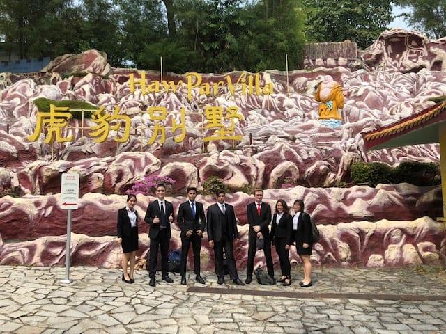 HTMi Singapore A fascinating experience to Haw Par Villa