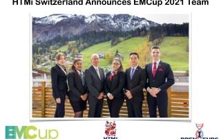 HTMi Switzerland Announces EMCup 2021 Team