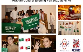 Arab Cultural Night Fall 2020