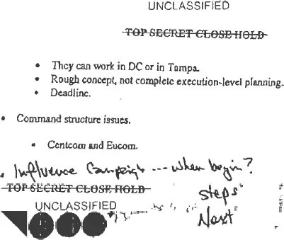 3 226040efcf Newly Released Memo by Donald Rumsfeld Proves Iraq War Started On False Pretenses