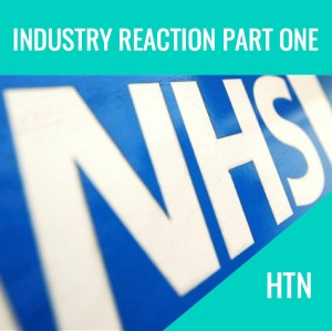 NHS Long Term Plan: Industry Reaction Part One