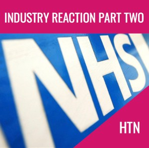 NHS Long Term Plan: Industry Reaction Part Two
