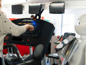 Could a robot be your next personal trainer?