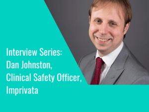Interview Series: Daniel Johnston, Clinical Workflow Specialist, Imprivata