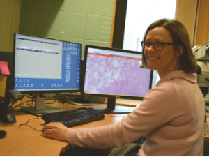 Norfolk and Norwich starts first phase of digital histopathology service