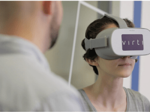 Virtual reality tool adds COVID specific training modules