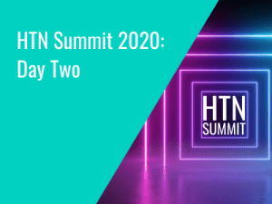 HTN Summit 2020: Day Two