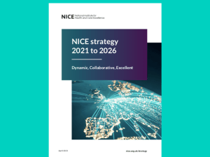 NICE launches five-year strategy with focus on data, technologies and innovations