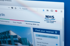 Video: NHS Greater Glasgow and Clyde share electronic prescribing experience