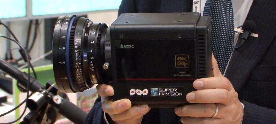 8k camera