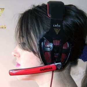 Gamdias Headphones featured
