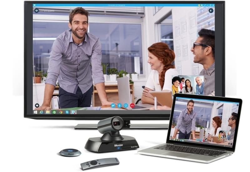 Skype Video confercing System