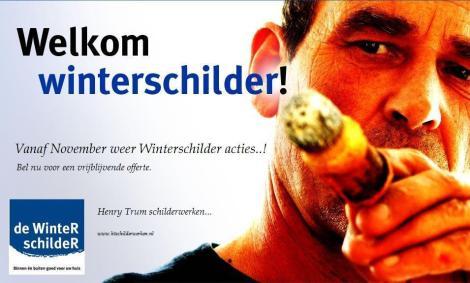 Logo-winterschilder
