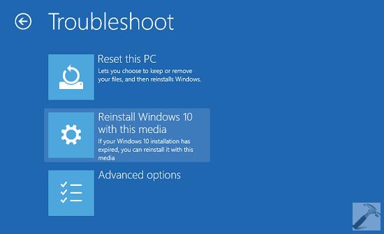 reinstall windows 10- speed up windows make windows faster