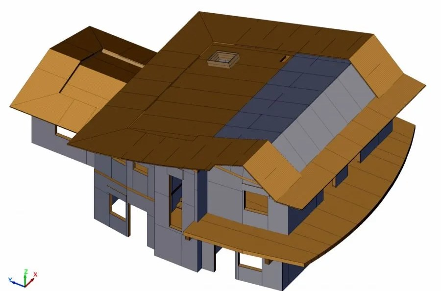 Progettazione e architettura interni hotel