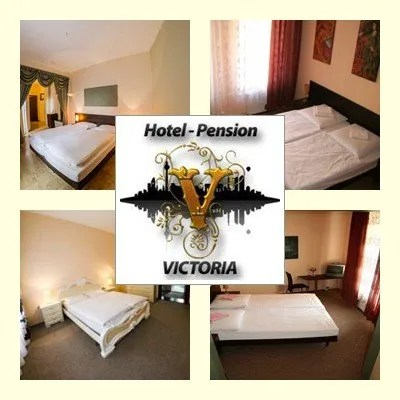 Hotel Pension Victoria in Berlin : Sparangebot 2013
